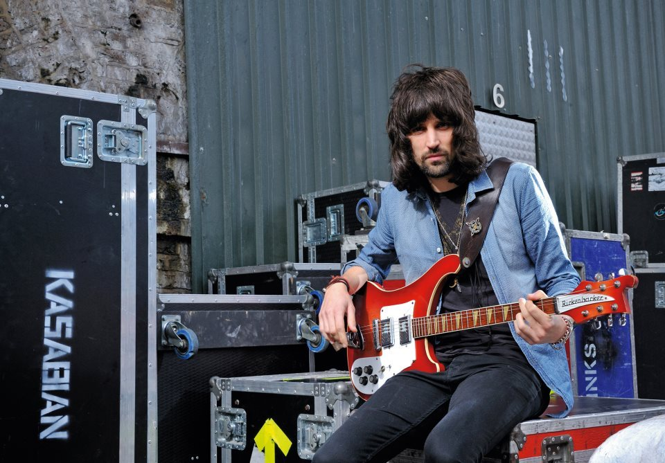 Serge from Kasabian.