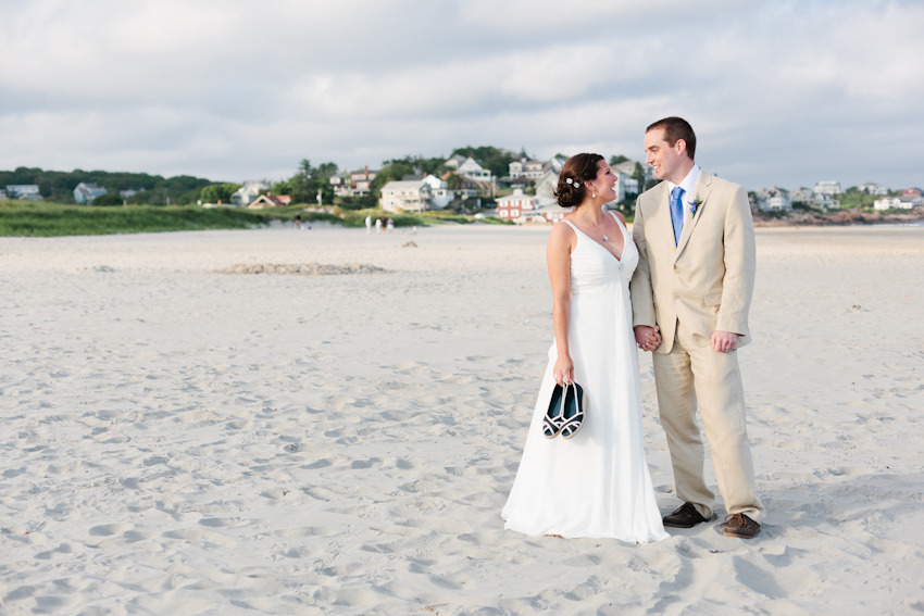 One of my favorite weddings is featured on Love and Lobster today!