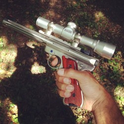 Ruger 22 (Taken with Instagram)