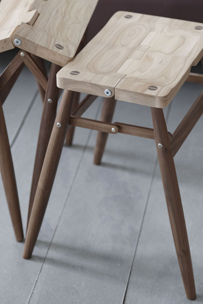 fjordflower:  imo folding stool pinch design