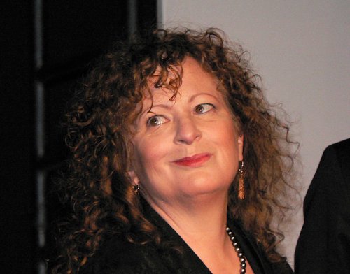 Nan Goldin Receives MacDowell Award  American photographer Nan Goldin has been awarded the MacDowell Medal, one of the country's most prestigious art awards! The award is given each year by The MacDowell Colony to an artist who has made an outstanding contribution to his or her field. The Medal will be awarded to Goldin on Sunday, August 12, 2012.