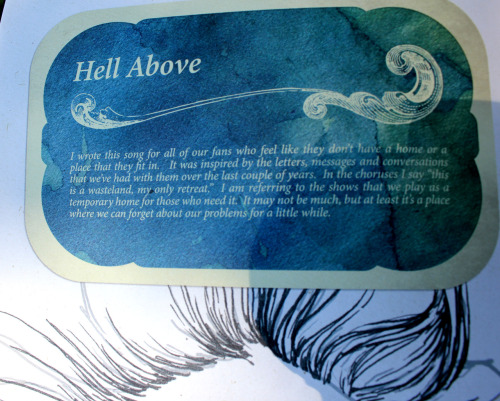 "The Meaning of ""Hell Above"" :3"