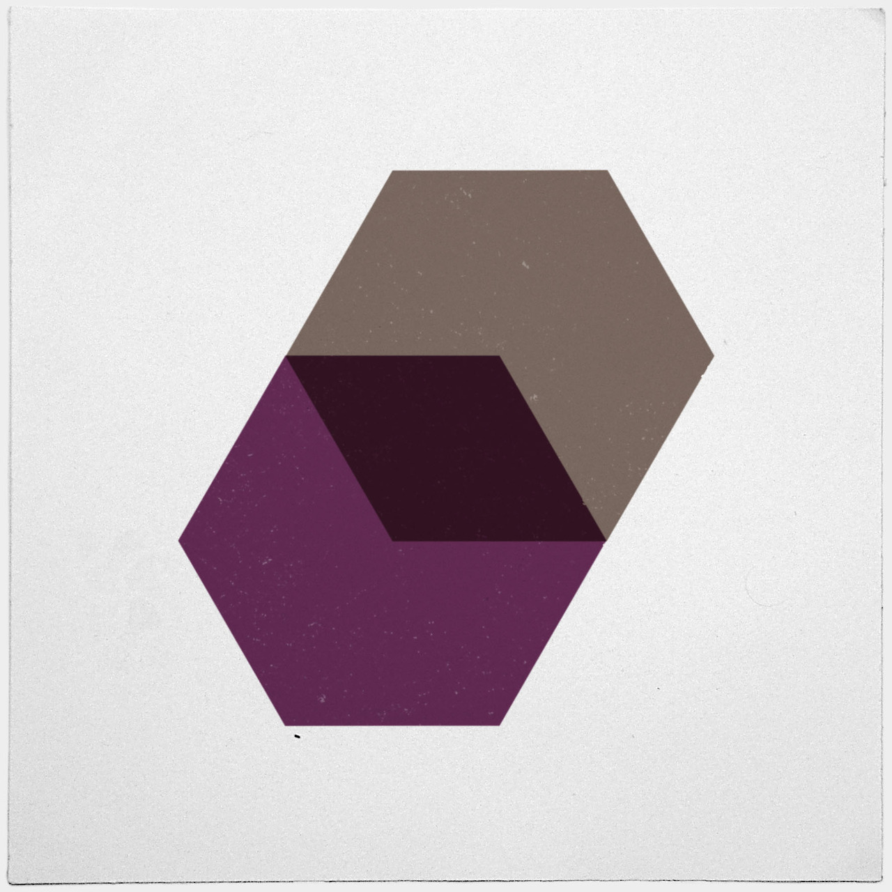 geometrydaily:  #203 Elevation – A new minimal geometric composition each day