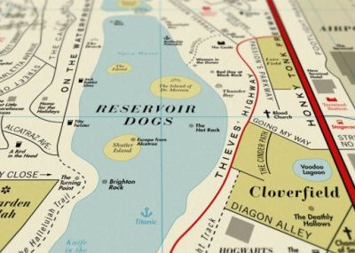 ilovecharts:  Film Map