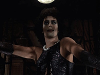 seen on rebloggy.com/rocky horror picture show