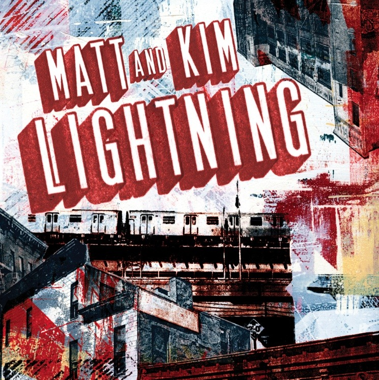 fyeahmattandkim:  OCTOBER 2ND! Lightning Track Listing: 1. Let's Go2. Now3. It's Alright4. Not That Bad5. Overexposed6. I Said7. Tonight8. I Wonder9. Much Too Late10. 10 Dollars I Found