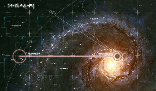 pedroam-bang:  Starmap - Homeworld (1999)