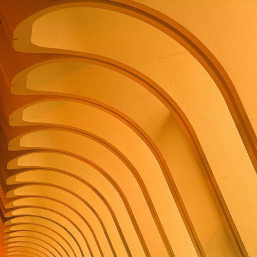 Brutalism in Orange County by darkmatter on Flickr.
