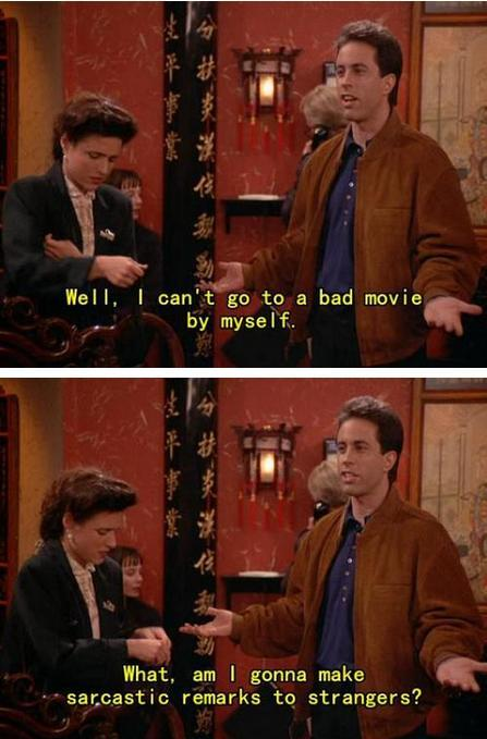 the-absolute-funniest-posts:  Why I have based my life on Seinfeld — Exhibit A