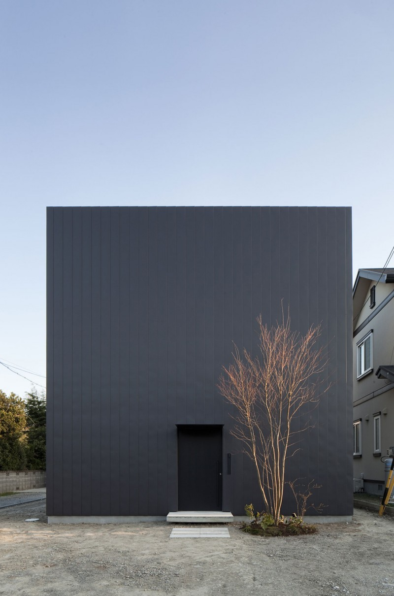 minimalarchitecture:  Ant-house / mA-style Architects
