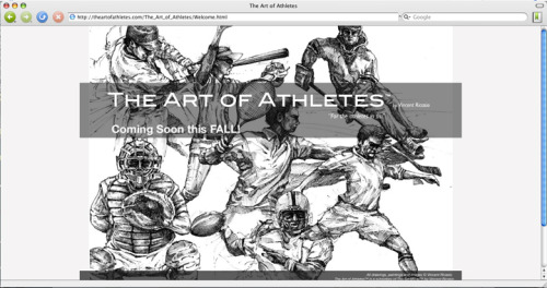 COMING SOON THIS FALL! Follow @TheArtofAthlete