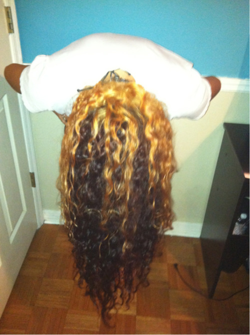 Goldie locks ;*