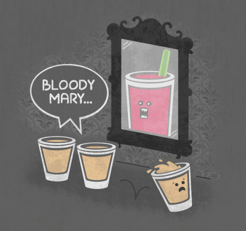 urhajos:  'Bloody Mary' by Teo Zirinis