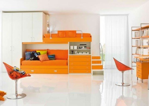 18 Cool Boys' Bedroom Ideas