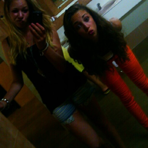 #me #stepsister #like #crazy #night #party #summer #espana #nice #cool #yup (Taken with Instagram)