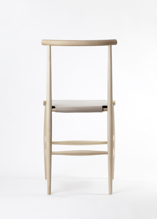 """Pelleossa"" Chair by Francesco Faccin for Miniforms"