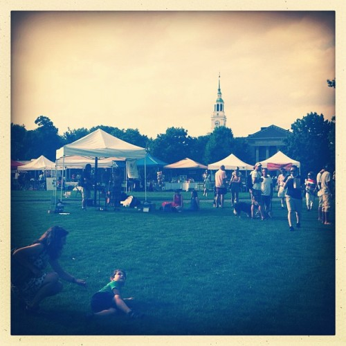 Hanover farmers market. #widn  (Taken with Instagram)