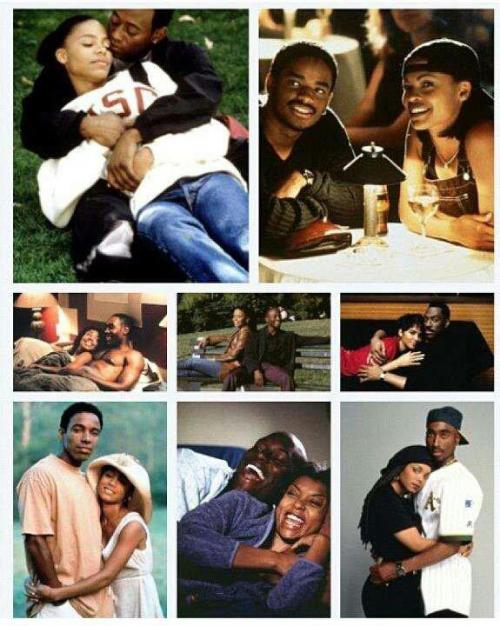 adorablymeesa:  all my favorite black movies <333