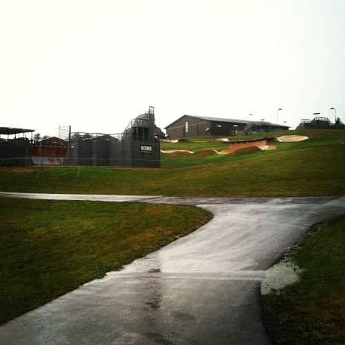Pissin rain. #shadowwoodward (Taken with Instagram)