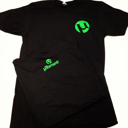 utorrent:  Who would like to win a limited-edition shirt from us? We've got 10 left and we're giving them to you. To be one of two lucky winners chosen for Day 1 of this contest, make sure you Reblog this post and follow us. Official contest rules and information can be found here. Good luck.