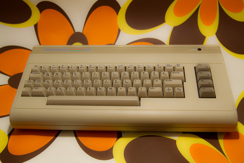 Happy 30th Birthday Commodore C64 (released July 1982) via xray-1