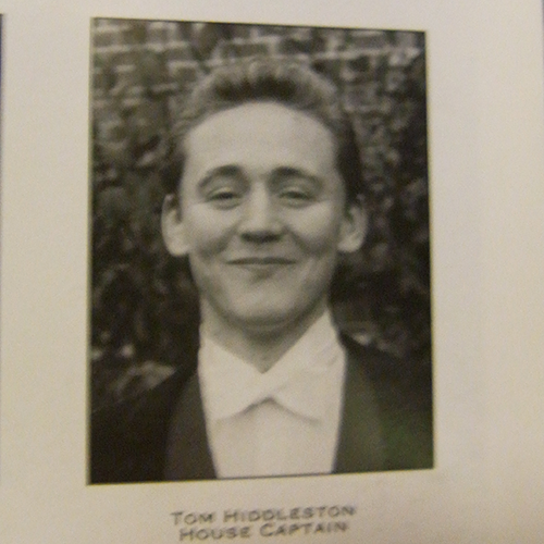 seblaine:  so i went to eton college and found this random guy's yearbook photo  Memories