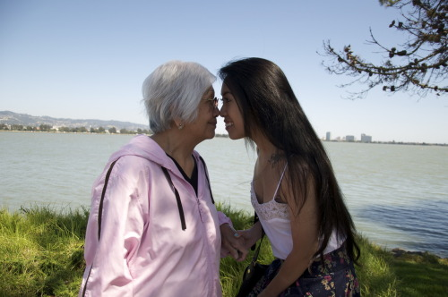 I love my grandma<3