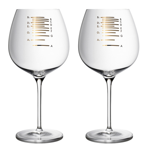 laughingsquid:  Musical Wine Glasses, Play Notes With the Tip of Your Finger