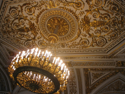 fleurdulys:  Winter Palace - Sankt Petersburg