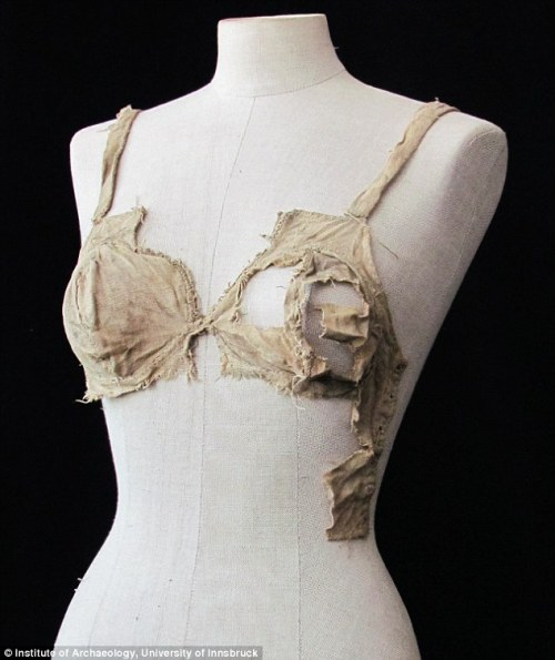 500 Year Old Lingerie Discovered in Austria