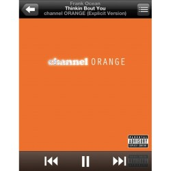 🎧 #frankocean (Taken with Instagram)
