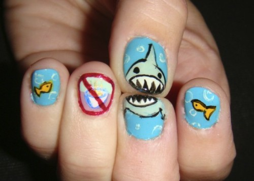 gotta do this.  fuckyeahsharks:  (via Sharks!)
