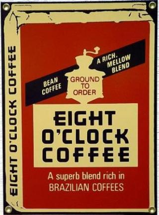 "I am thinking about Eight O'Clock Coffee                   ""Dark Italian Roast #coffee - but do I want Vanilla caramel or Peppermint mocha creamer in it?""                                Check-in to               Eight O'Clock Coffee on GetGlue.com"