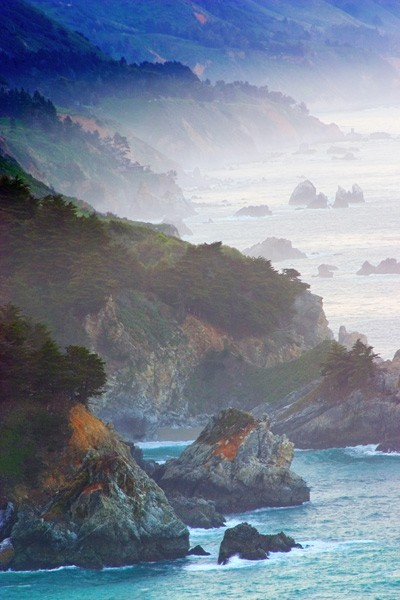big sur. take me.