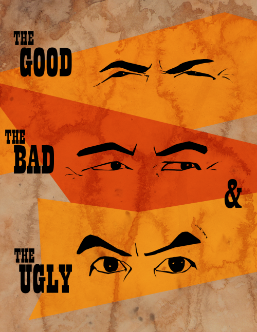 The Good, The Bad, and The Ugly by Marie Angoulvant