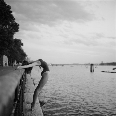 Love this project. ballerinaproject:          Katie - Riverside Park