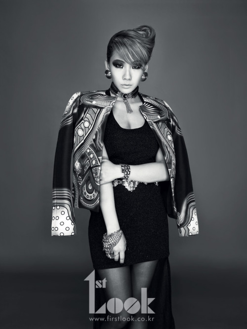 ygfamilyy:  CL for 1st Look (July) Magazine!