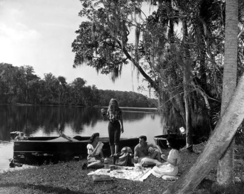 oldflorida:  I'd rather be in Homosassa Springs, 1947.