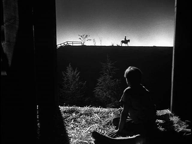 Charles Laughton, The Night of the Hunter, 1955.