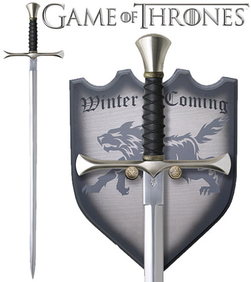 Réplica da Espada Needle (Agulha) de Arya Stark em Game of Thrones