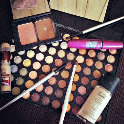drugstoreprincess:  My FOTD 7/17/12 See my photos on Instagram @DrugstorePrincess