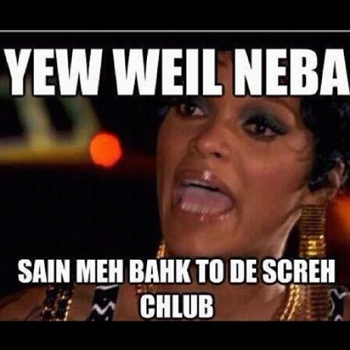 Lmfao Joseline accent kills me !  (Taken with Instagram)