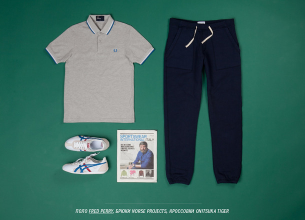 Tennis-inspired kit via FOTT