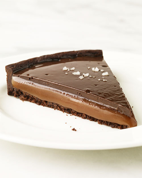 e-levated:  Chocolate Caramel Tarts