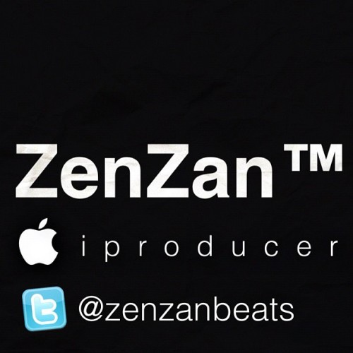 iproducer. #zenzan  (Taken with Instagram)