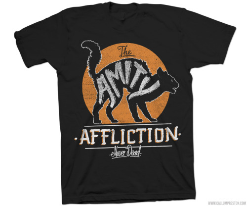 Amity Affliction webstore merch