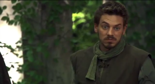 Okay, you just quit it with your face, Hotspur. I'm on to you.