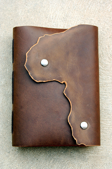 ellaminnowpeas:  Commissioned Journal by Smile And Wave on Flickr.