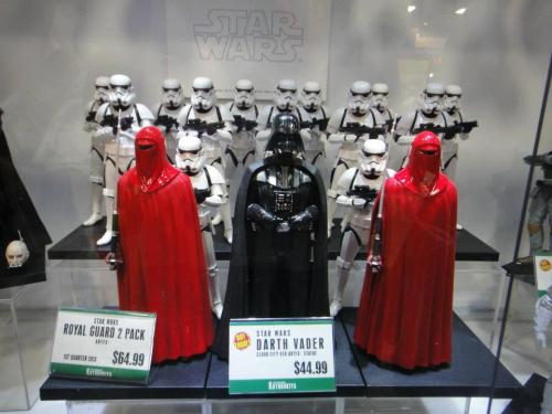 mybestfriendisawookiee:  Kotobukiya So Many Wants