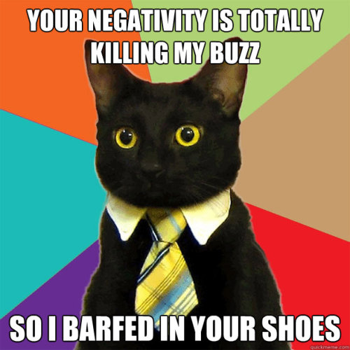businesscatmeme:  Business Cat
